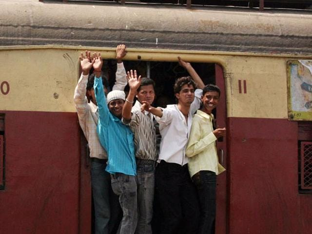 DC train,CR,Mumbai