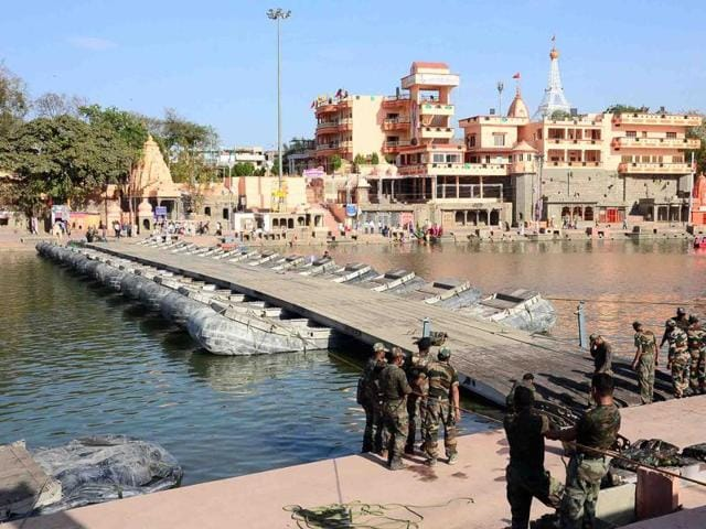 Simhastha,Ujjain,Simhastha triggers panic buying