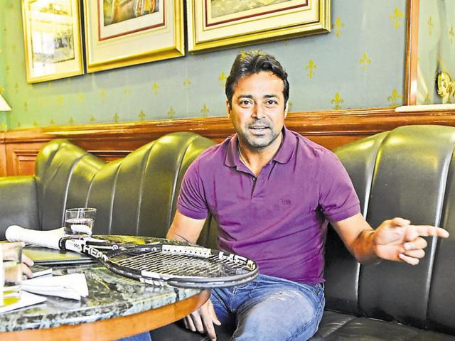 Leander Paes wants to be the first Indian and tennis player to feature in seven Olympics.