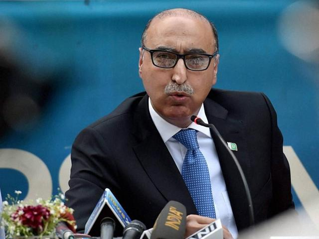 The BJP said on Friday it was up to Islamabad to show how serious it was about honouring its commitments, specifically in combating terrorism.