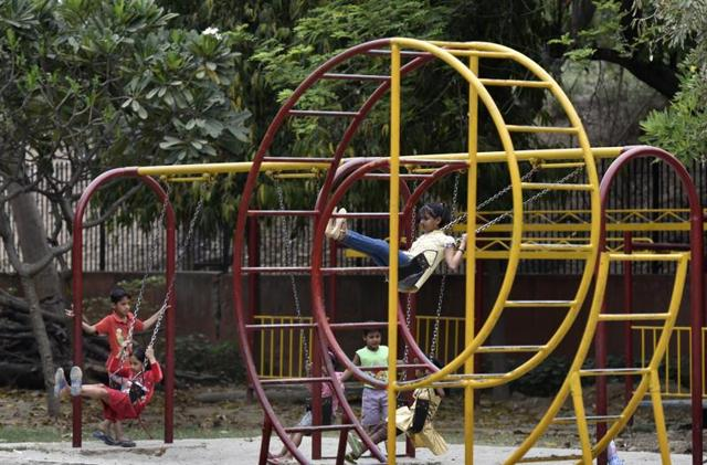 The civic body has refurbished the Laxmi Bai park in south Delhi but more such efforts are needed.
