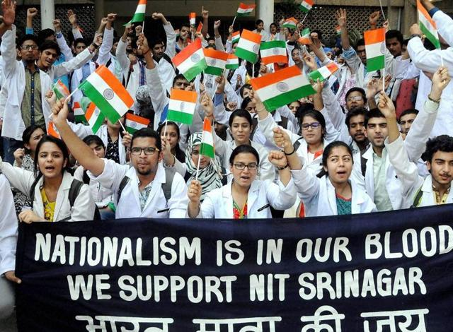 BJP cautioned that the way outstation students are being dealt with at NIT Srinagar could have an impact on students from Jammu and Kashmir studying elsewhere in the country