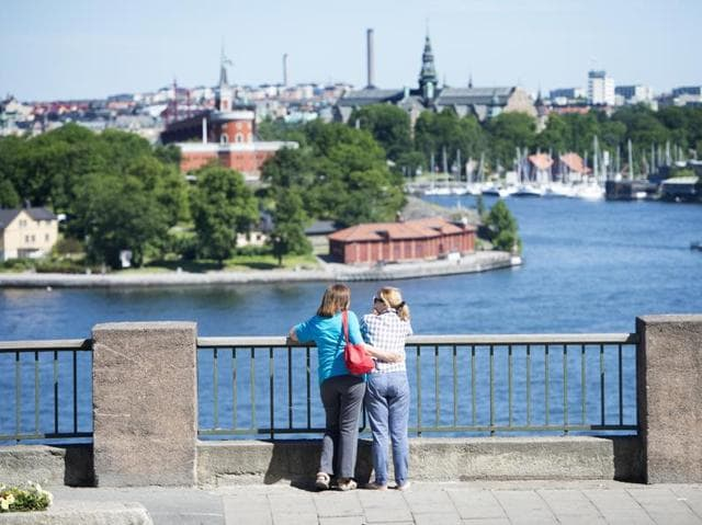 Sweden's Tourism Association hopes the scheme would help promote an interest in the country.