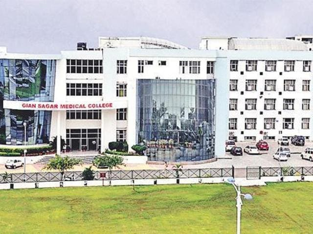 Punjab medical education secretary Hussan Lal told HT that three land deals were going to bring the college enough money to end the crisis and be sustainable.