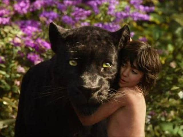 The Hindi and English version of The Jungle Book earned over Rs 10 crore on the first day of its release.