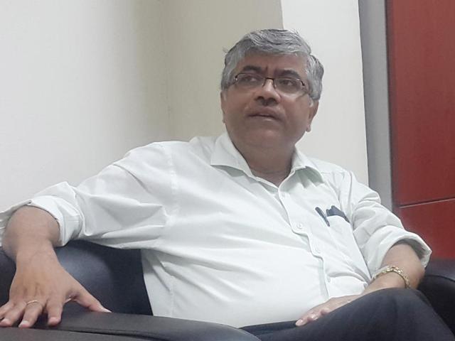 IIT-Ropar director Sarit K Das
