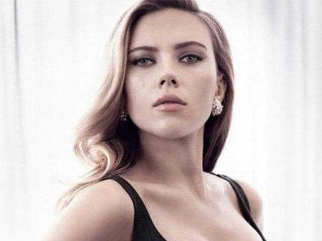 Scarlett Johansson,Celebrity Relationships,Captain America