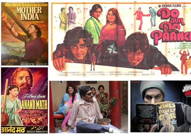 Masters of the matinee,Mere paas cine maa hay,Bollywood encyclopedias