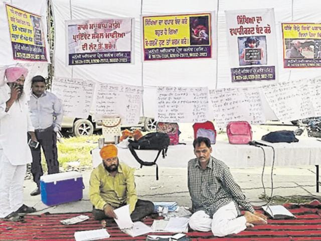 Threats received,Fee hike,Parents' protest