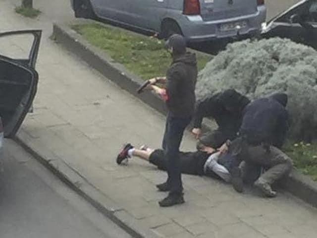Brussels attacks,Mohamed Abrini,Paris attacks