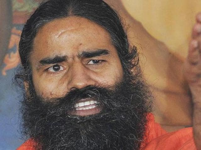 During a rally in Rohtak on April 3, Ramdev had said that he would behead those who did not chant 'Bharat Mata ki Jai' if the law permitted him to.