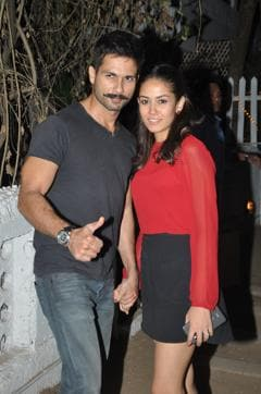 Actor Shahid Kapoor's wife Mira Rajput Kapoor is said to be in her second trimester.