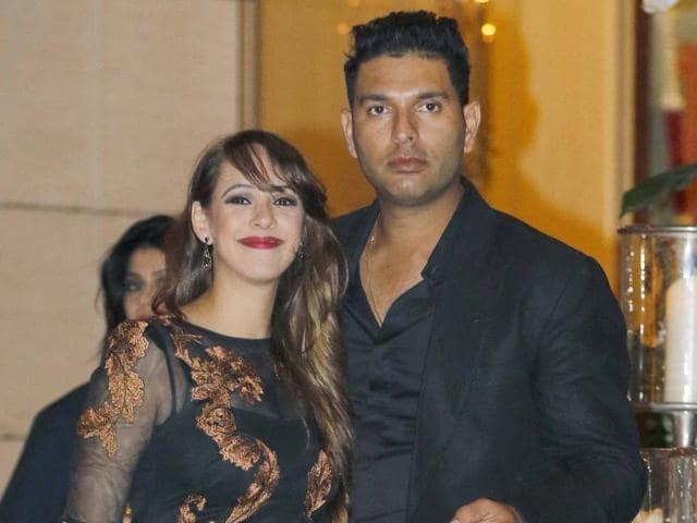 Yuvraj Singh and Hazel Keech spill the beans on wedding plans