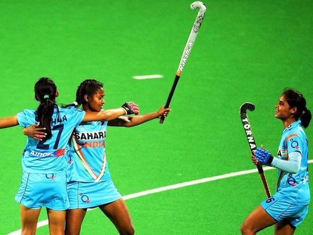 Hawke's Bay Cup,Indian women's hockey team,Ritu Rani