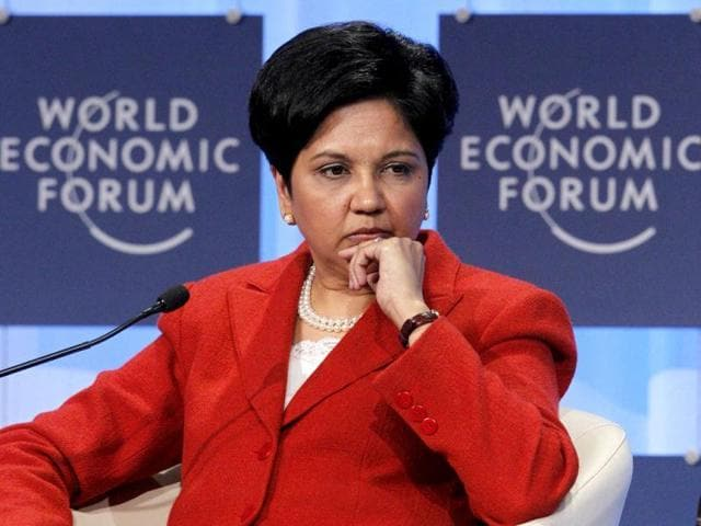 Indra Nooyi,PepsiCo CEO,Women in workplace