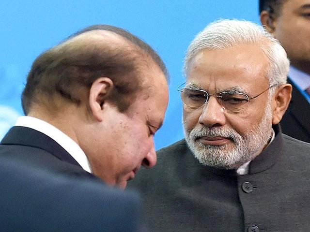 Indo-Pakistan ties