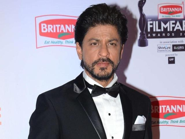 Shah Rukh Khan will introduce the royal couple -- Prince William and wife Catherine -- at a reception to be attended by who's who in Mumbai.