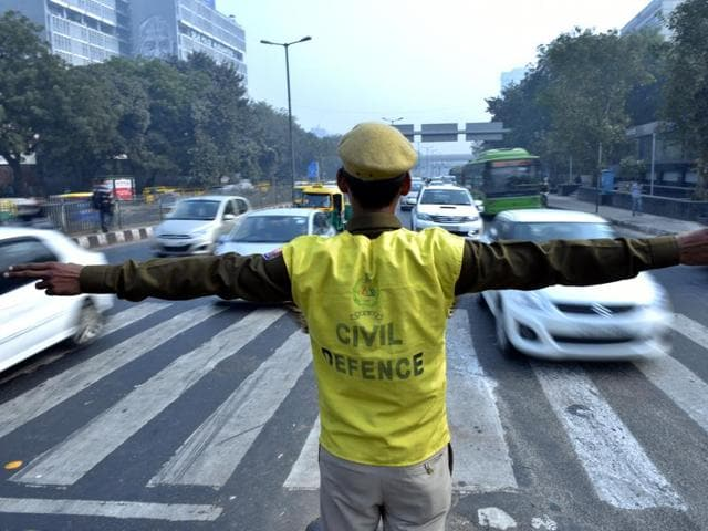 The government wants to study the road rationing scheme's impact on the air quality of Delhi, considered one of the worst in the world.