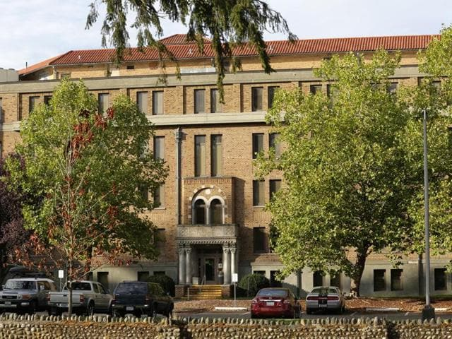 The Western State Hospital in Lakewood, Washington from where the violent ex-felon escaped.