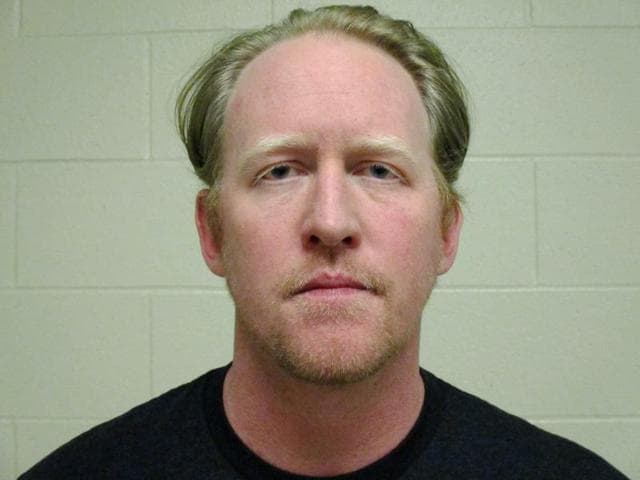 Former US Navy SEAL Robert O'Neill is seen in this handout photo provided by the Butte-Silver Bow County undersheriff.