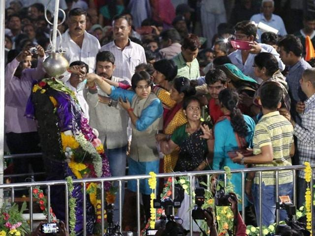 The Shani Shingnapur temple trust's decision on Friday to allow women in the sanctum is likely to open floodgates of similar demands at other religious places.