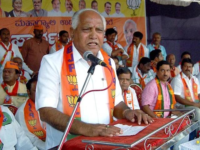 Karnataka BJP president BS Yeddyurappa refuted Congress' allegations that the party nominated him to the post to destabilise the Siddaramaiah government.