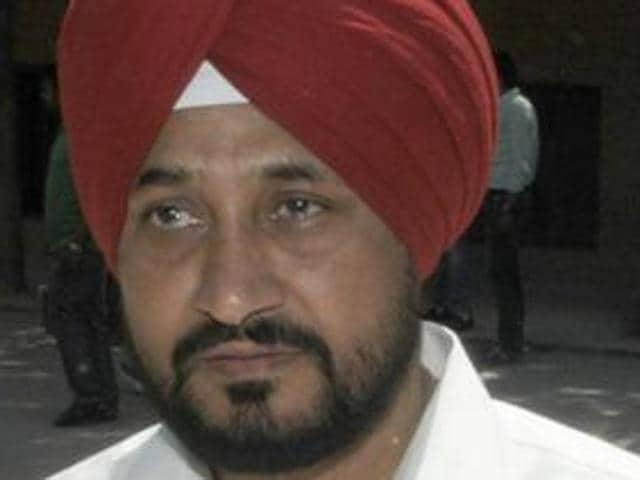 Charanjit Singh Channi,Chand Kaur,SAD-BJP govt