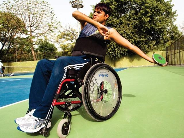Amit Kumar Saroha,para-athletes,physically-challenged