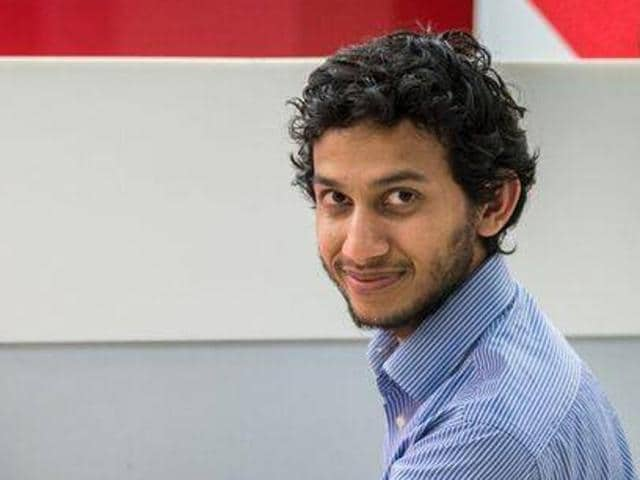 OYO Rooms founder Ritesh Agarwal: Sitting pretty(Handout photo)