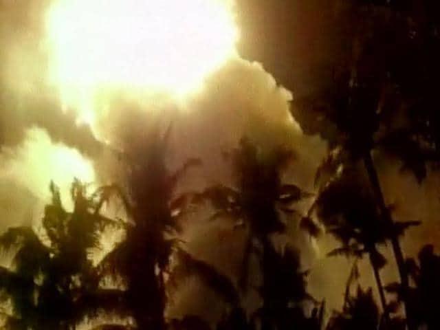 Kerala temple fire,Kerala temple fire tragedy,Puttingal Devi temple