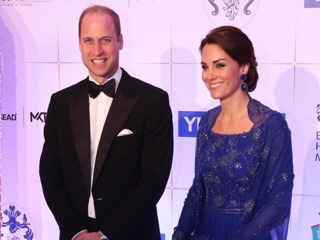 Royal couple in India,Royal India visit,Prince Williams