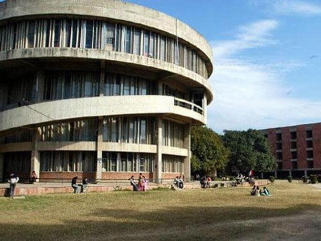 Panjab University,PU,Campus