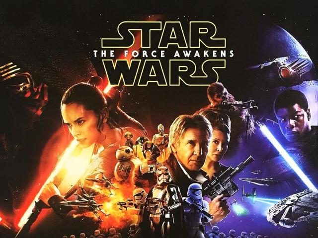 Star Wars: The Force Awakens won three awards--breakthrough performance award for Daisy Ridley, movie of the year and best villain for Adam Driver.