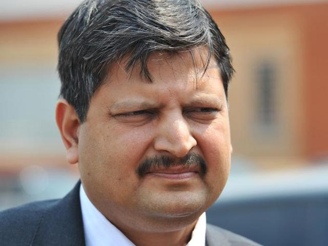 Atul Gupta, one of the two wealthy Gupta brothers, criticized for allegedly improper links to president Jacob Zuma.