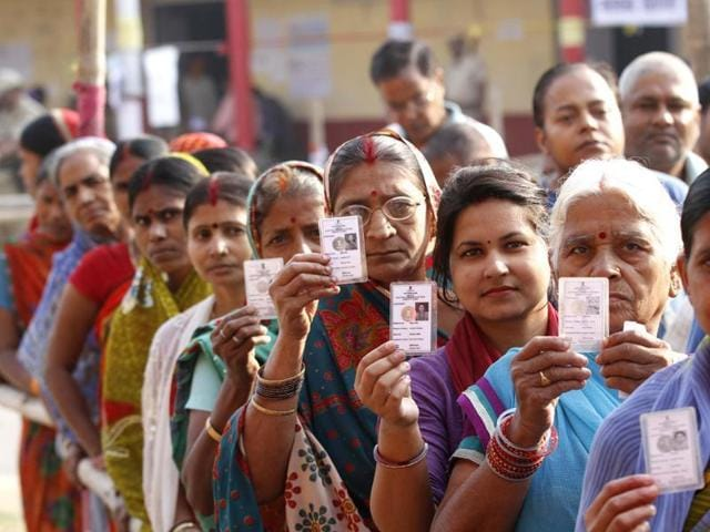 Poll officials hope the pre-poll debates will influence the Bihar public's voting decisions.