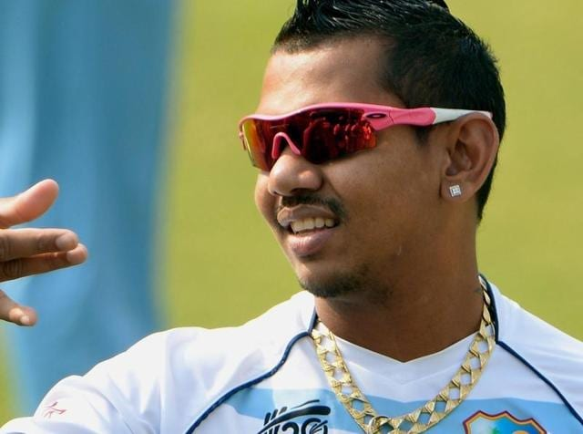 Kolkata Knight Rider's West Indian mystery spinner Sunil Narine will miss the first match of the  Indian Premier League..