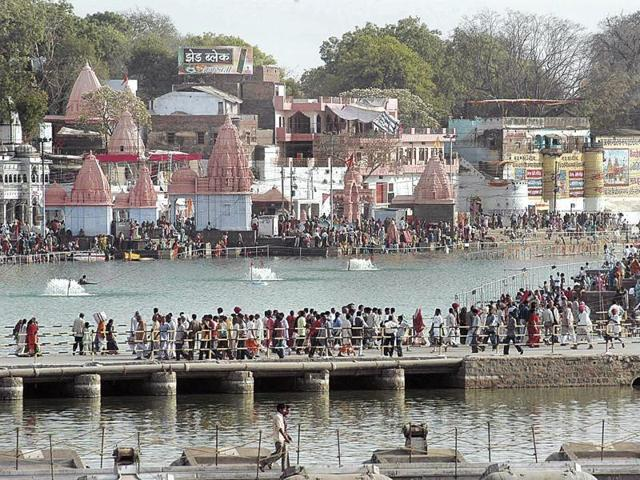 Simhastha fair,Ujjain,services to Simhastha pilgrims