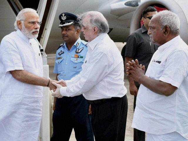 As it happened: 110 dead in Kerala temple fire, Modi meets CMChandy
