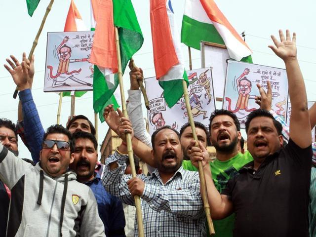 Jammu and Kashmir,Marchers to NIT,NIT