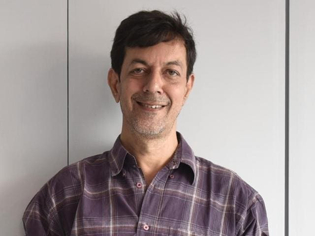 """""""Acting happened accidentally to me. I have acted in more films than I've made, obviously, because it takes me two years to make a film, and two more years to get the money for it,"""" says Rajat Kapoor."""