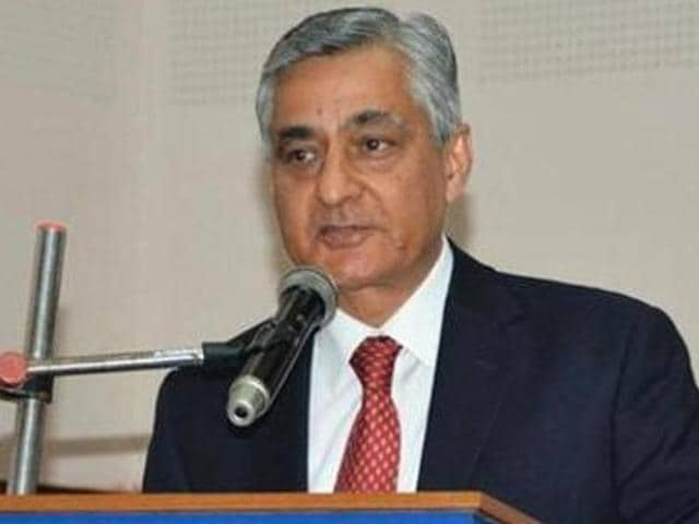 A file photo of Justice TS Thakur. (PTI Photo)