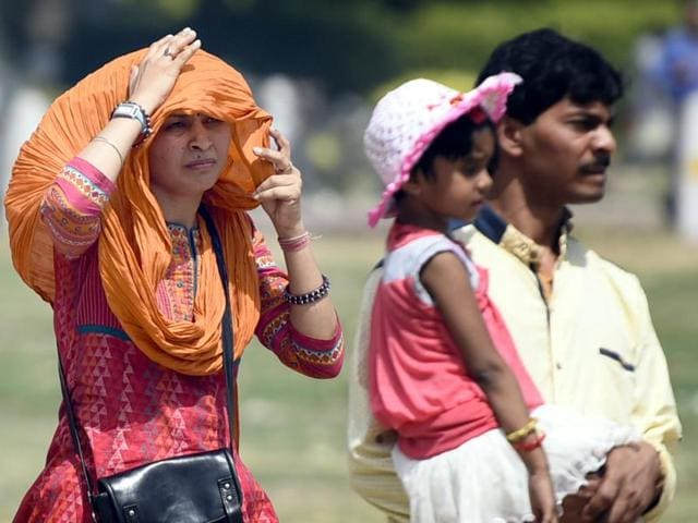 The IMD has announced that temperatures will soar higher than normal between April and June and  the frequency of heat waves will be more than normal in central and north-west India.