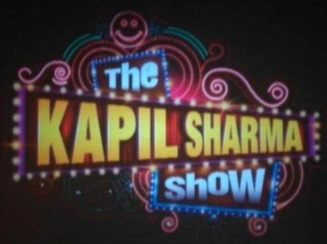 The logo for Kapil Sharma's new show.