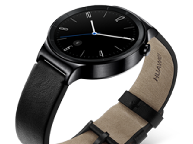 Chinese smartphone maker Huawei, in partnership with domestic e-commerce player Flipkart, on Monday launched its first wearable device, the Huawei Watch, for the India market priced at Rs 22,999 and said that it was targeted at premium consumers