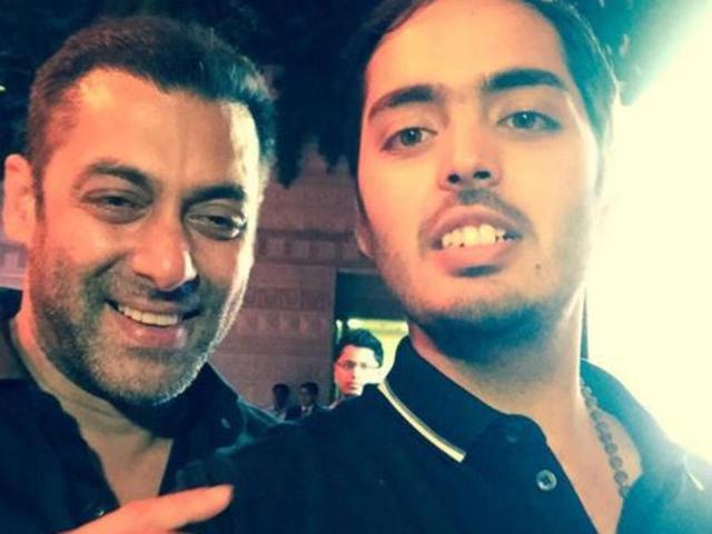 I respect Anant Ambani's willpower: Salman Khan