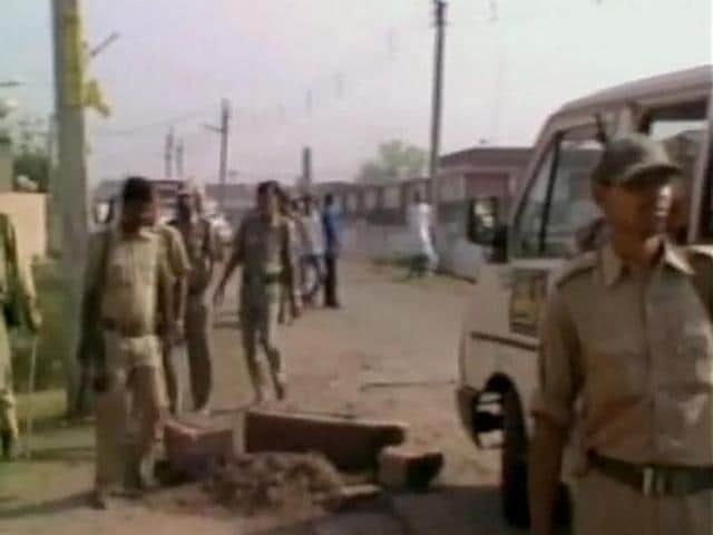 West Bengal assembly polls,Poll violence in West Bengal,Burdwan