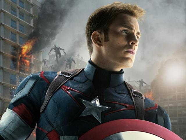 Chris Evans plays Captain America in Civil War. varun Dhawan will lend his voice to the character in Hindi.