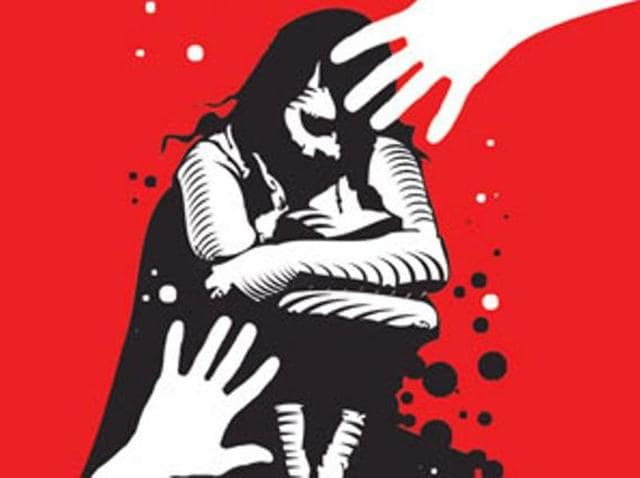 On April 4, a former sarpanch, his three sons, daughter (complainant in the cross case) and wife were booked for raping, stripping and beating up the Class 9 student .