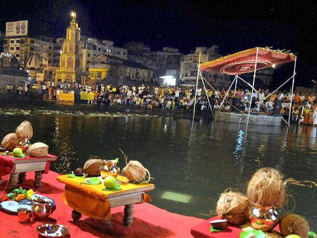 The Trimbakeshwar temple trust revoked its decision of ban on men's entry into the core worship area of the shrine.