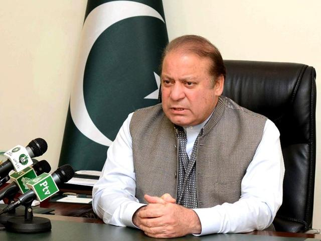 Pakistan PM Nawaz Sharif had announced the establishment of an independent judicial commission to probe whether his family illegally owns offshore companies and property.